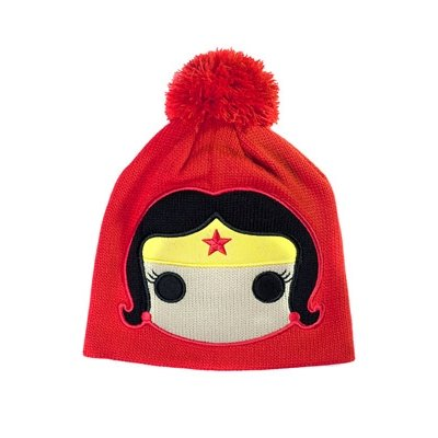 Dc Funko Pop Beanie Wonder Woman