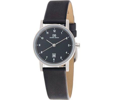 Danish Design Women's Titanium Round Watch-IV13Q170