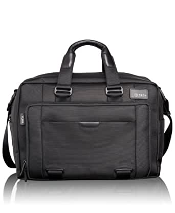 Tumi Luggage T-Tech Network T-Pass Expandable Laptop Brief, Black, One Size