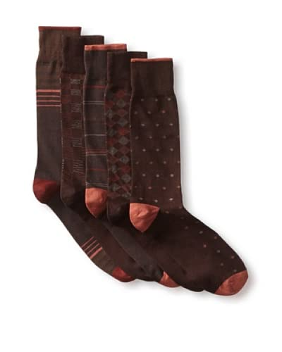 Florsheim Men's Dress Socks - 5 Pack