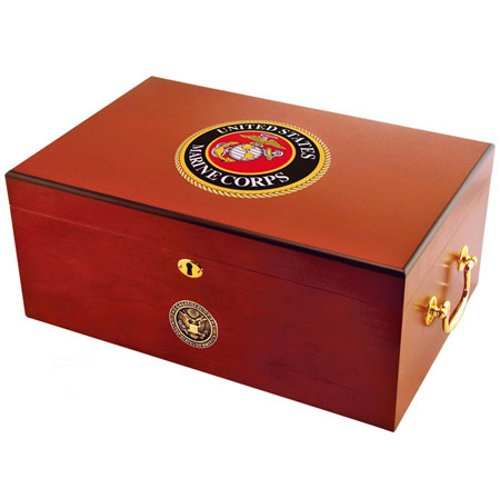 cuban-crafters-us-marines-american-emblems-cherry-humidor-120-count