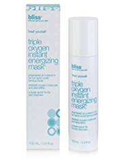 bliss® Triple Oxygen Instant Energizing Mask™ 100ml