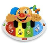 Delightful Fisher-Price Laugh & Learn Puppy's Piano - Cleva Edition ChildSAFE Door Stopz Bundle