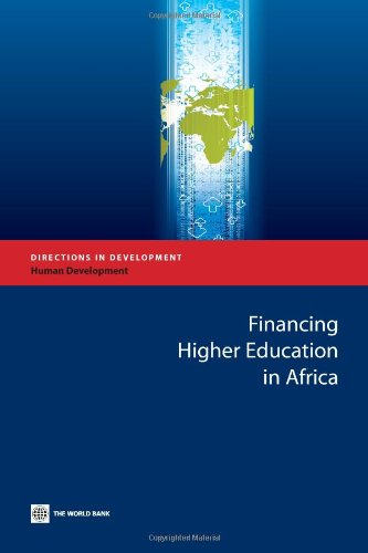 Financing Higher Education In Africa (Directions In Development)