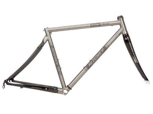 Ritchey Break-Away WCS Ti-Carbon Road Bike Frame Set 54cm