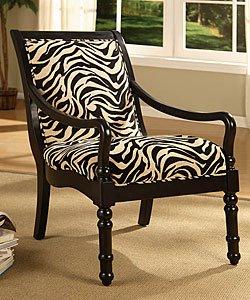 Zebra High Chair