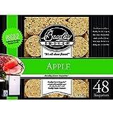 Apple Flavour Bradley Smoker Bisquettes x 48