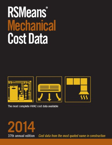 RSMeans Mechanical Cost Data 2014 - RS Means - RS-Mechanical - ISBN: 1940238137 - ISBN-13: 9781940238135