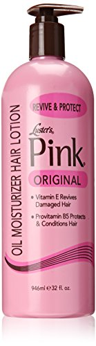 Luster's Pink Oil Moisturizer Hair Lotion, 32 Ounce