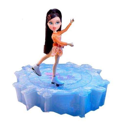 Amazon.com: Bratz Ice Champions Playset w/Maribel