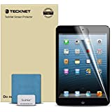 iPad Mini Screen Protector,TeckNet® Crystal Clear High-Response Premium HD Screen Protector For Apple iPad Mini / iPad Mini 2 / iPad Mini 3 / New Apple iPad Mini Retina Display [2-Pack]