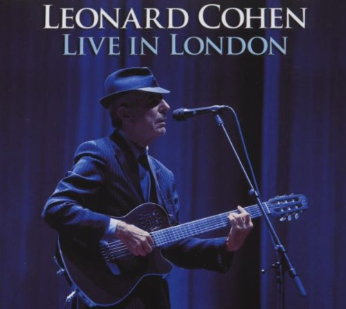 Live in London artwork