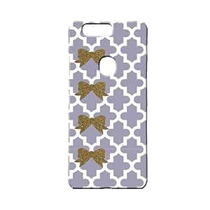 BLUEDIO Designer 3D Printed Back case cover for Huawei Honor V8 - G2646