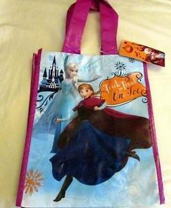 Disney Frozen Elsa & Anna Halloween Reusable Tote Bag