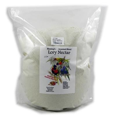 Blessing'S Gourmet Lory Nectar 10Lb