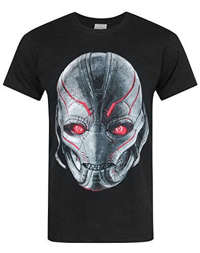 Uomo - Official - Avengers Age Of Ultron - T-Shirt (L)