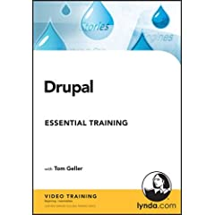 Drupal Essential Training
