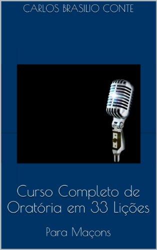 Curso Completo de Oratória em 33 Lições