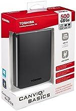 Toshiba HDTB310EK3AA Canvio Basic HDD da 1 TB, Grigio