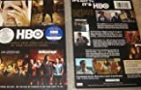HBO Sampler Four Episodes of Shows featuring Big Love Deadwood Rome and Entourage