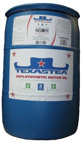 Texas Tea Motor Oil 5w 30 100 Synthetic Api Sn Gf 5