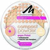 Manhattan CF Compact Powder 76 1er Pack(1 x 9 grams)
