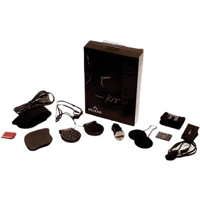 UCLEAR UAP200 Universal Accessory Kit for HBC100 PLUS & HBC200 Bluetooth Headset Series