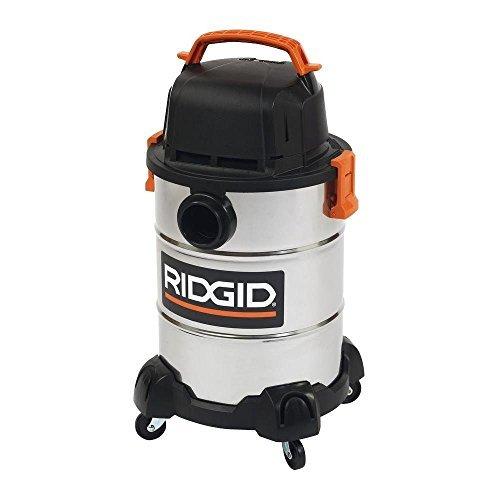 RIDGID WD6425 6 Gal. Stainless Steel Wet/Dry Vacuum by RIDGID (Ridgid Wet Dry Vacuum 6 Gallon compare prices)