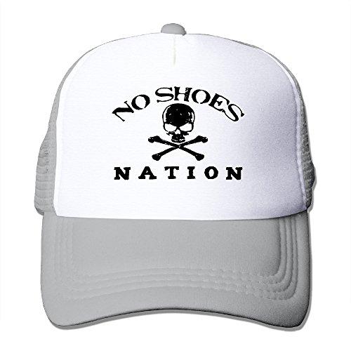 Long5ZG - Cappellino da baseball - Unisex - Adulto grigio Taglia unica