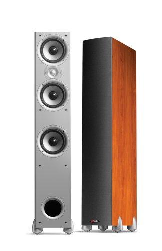Polk Audio Monitor 60 AM6022-A 2-Way Floorstanding Speaker (Single, Cherry)