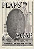 Moonlizard Pears Soap Vintage Advert No 57 Metal Plaque Sizes - 11