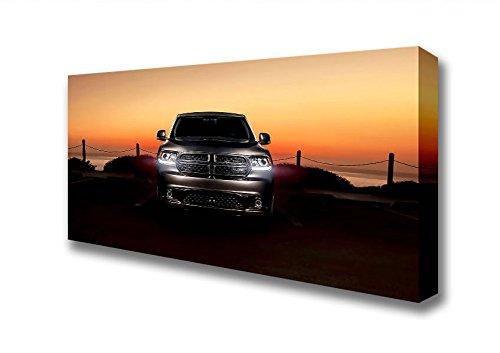 panoramic-dodge-durango-canvas-art-prints-double-xl-32-x-72-inches