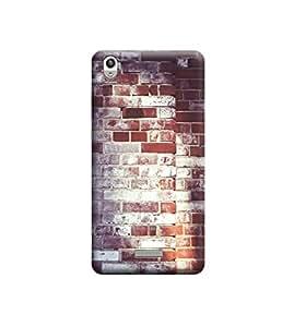 Ebby Premium Printed Back Case Cover With Full protection For Lava Pixel V1 (Designer Case)