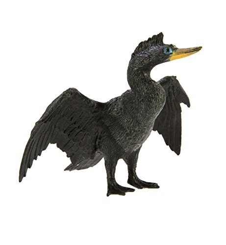 Safari Ltd Wings of the World - Anhinga - Realistic Hand Painted Toy Figurine Model - Quality Construction from Safe and BPA Free Materials - For Ages 3 and Up