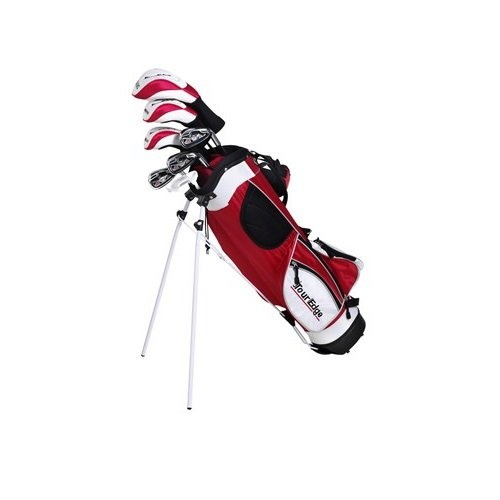 Tour Edge Ht Max-J Set (Junior'S, Ages 9-12, 7 Club Set, Right Handed, With Bag)
