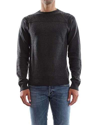 GUESS M62R09 Z0SEO GREY HEATHER PULL Homme