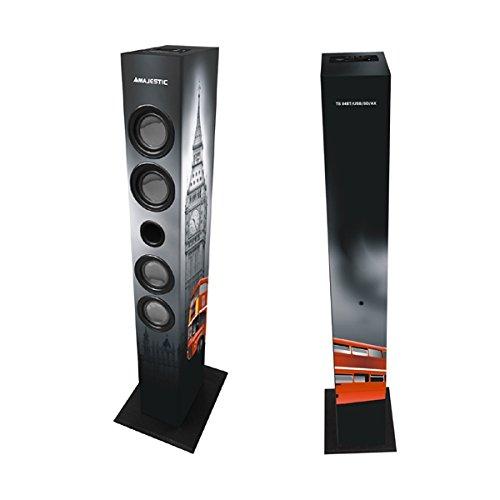Majestic TS 84 BT USB SD AUX Sistema Home Audio