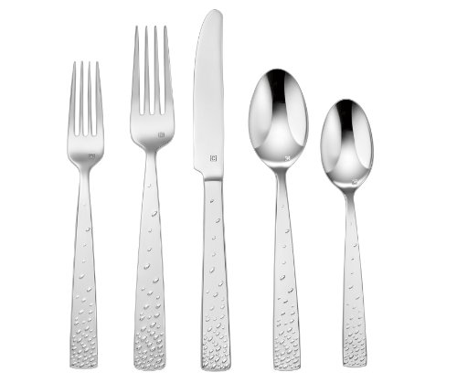 Cuisinart 20-Piece Flatware Set, Juoy