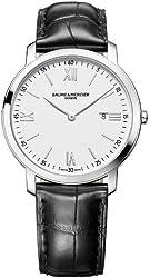 Baume and Mercier Classima Executives Men's Quartz Watch MOA10097