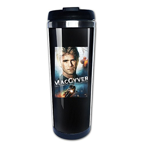 MacGyver Movie Poster Coffe Mugs/Travel Mugs/Vacuum Cup