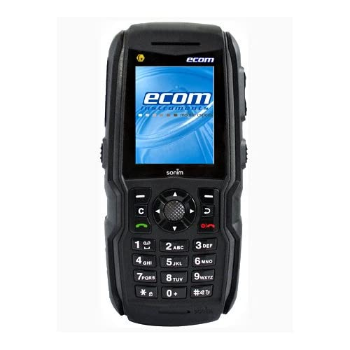 Tlphone GSM SONIMECOMEXHANDY07NOIR