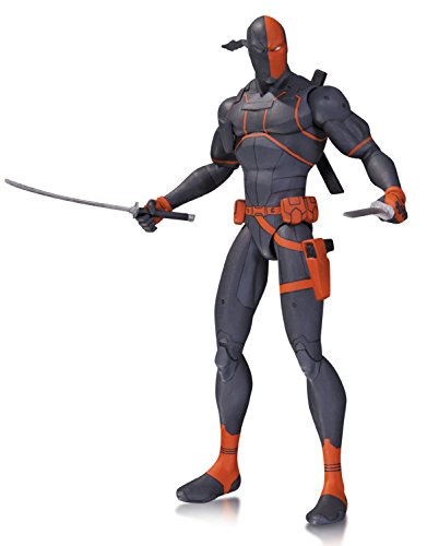 DC Collectibles DC Universe Animated Movies: Son of Batman: Deathstroke Action Figure (Dc Universe Action Figures compare prices)