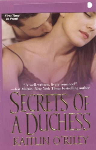 Image for Secrets of a Duchess (Zebra Debut)