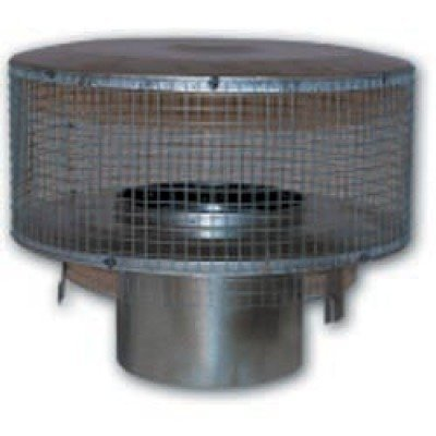 Purchase Comfort Flame RT-8DM Fireplace Wood Burning Round Top Termination