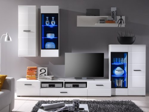 ikea vitrine weiss hochglanz. Black Bedroom Furniture Sets. Home Design Ideas