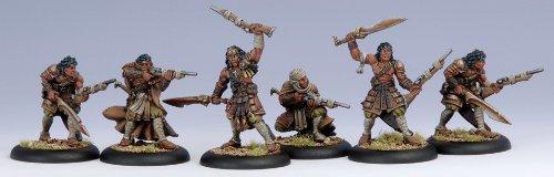 Warmachine Protectorate Idrian Skirmisher Allies Unit