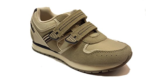 SWISSIES TERRY II BOYS VELCRO GRIGIO BLU (31 IT)