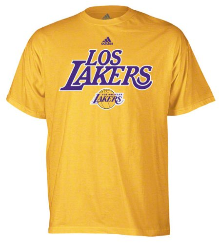 Los Angeles Lakers Adidas Latin Nights Wordmark Shirt