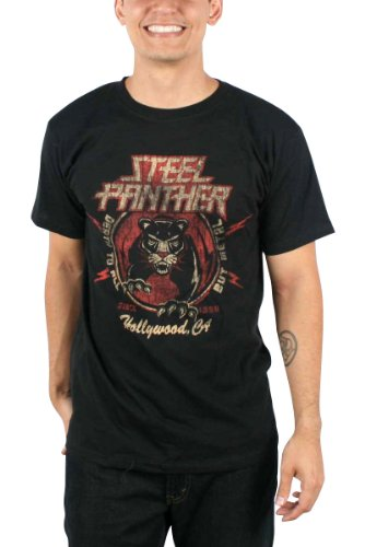 Steel Panther Death To All But Metal T-Shirt