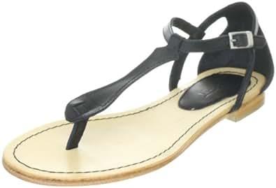 ESPRIT Kiara Thong E05550, Damen Sandalen/Fashion-Sandalen, Schwarz (black 001), EU 37